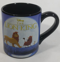 Disney The Lion King Moonlight Background Dark Blue Ceramic Coffee Mug Movie Collectible