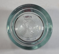 "Rare Limited Release Crown Royal ""NHL Rocks"" New Jersey Devils Hockey Team Clear Glass Whisky Cup"