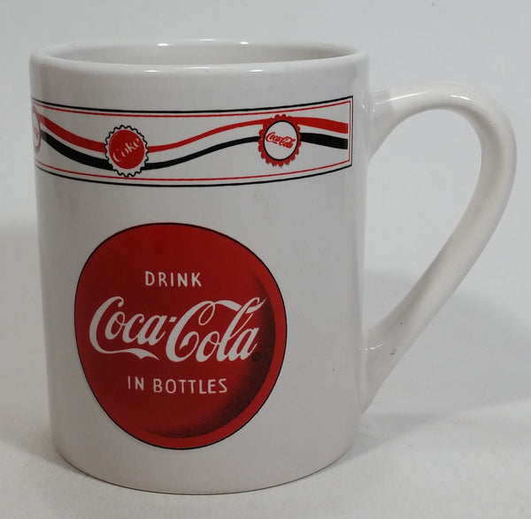 Gibson Drink Coca-Cola In Bottle Coke Soda Pop Themed Ceramic Coffee Mug