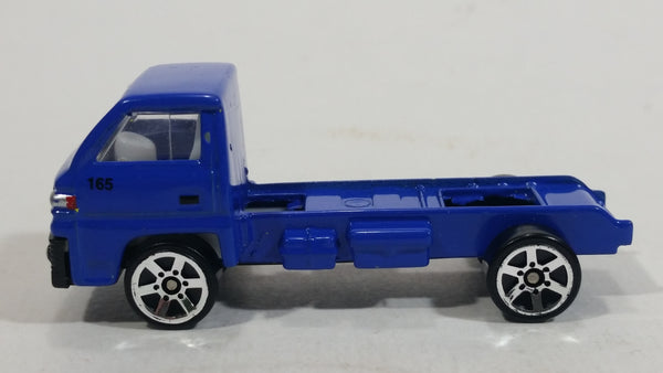 RealToy Truck 165 Blue Die Cast Toy Car Vehicle