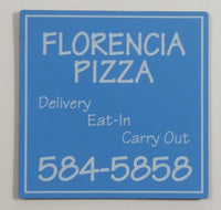 Sun City West, Arizona Florencia Pizza Restaurant Promotional Fridge Magnet