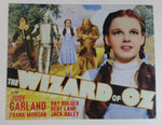 "The Wizard of Oz with Judy Garland 12 1/2"" x 16"" Tin Metal Sign Movie Film Collectible"