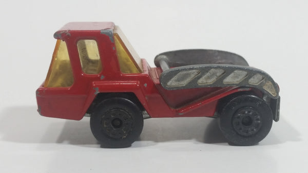 Vintage 1978 Lesney Matchbox Superfast No. 27 Skip Truck Red Die Cast Toy Dump Truck Vehicle