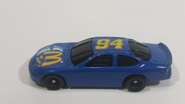 "1998 McDonalds Hot Wheels Blue Moon ""Mac Tonight"" Nascar #94 Diecast Toy Car Vehicle"