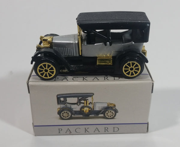 Vintage Reader's Digest High Speed Corgi Packard White Black No. 306 Classic Die Cast Toy Antique Car Vehicle