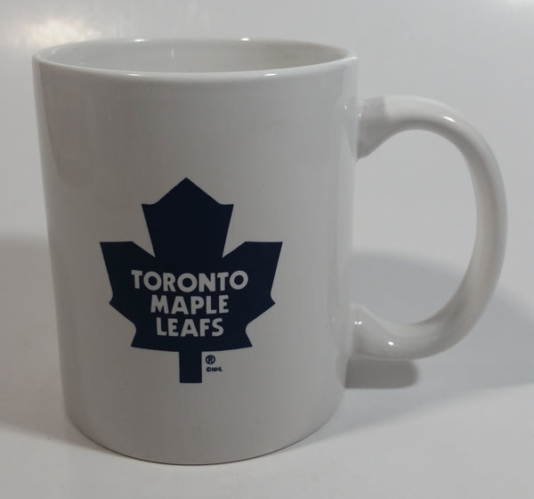 Toronto Maple Leafs NHL Ice Hockey Team White Ceramic Coffee Mug Cup Sports Collectible