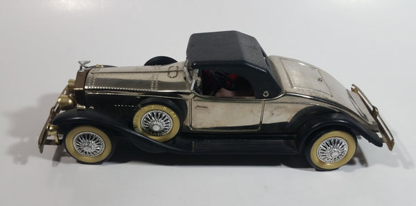Vintage 1970s Solid State Radio Shack 1931 Rolls Royce Phantom II AM Transistor Radio Model Car Vehicle Needs repair - Hong Kong