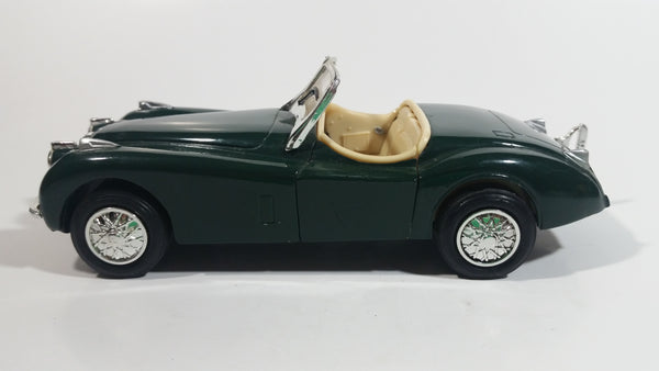 "ATL or Atlas Dark Green Convertible Classic Car No. 90824 Die Cast Toy Car Vehicle 7"" Long"