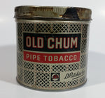 Vintage Imperial Tobacco Canada D. Ritchie & Co Old Chum Pipe Tobacco Tin Can