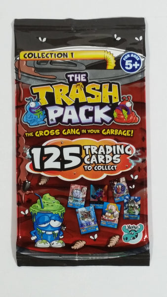 2018 The Trash Pack Collection 1 Trading Cards - Never Opened - Still Sealed