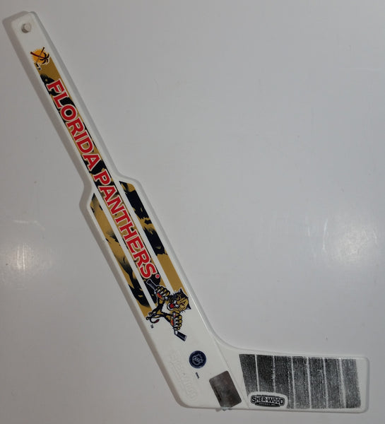 "Florida Panthers NHL Ice Hockey Team Miniature Mini 20"" Long Goalie Hockey Stick"