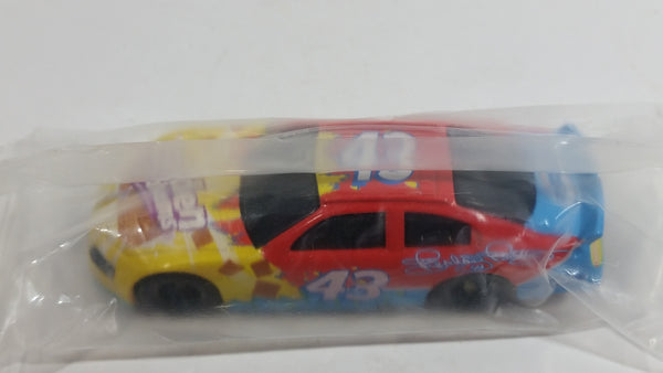 2008 NASCAR General Mills Golden Grahams Cereal Betty Crocker #43 Richard Petty Yellow Blue Red Die Cast Toy Race Car Vehicle New in Package