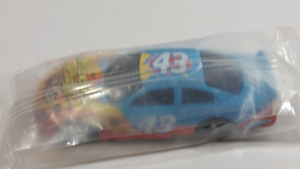 2008 NASCAR General Mills Reese's Puffs Cereal Betty Crocker #43 Richard Petty Yellow Blue Red Orange Die Cast Toy Race Car Vehicle New in Package