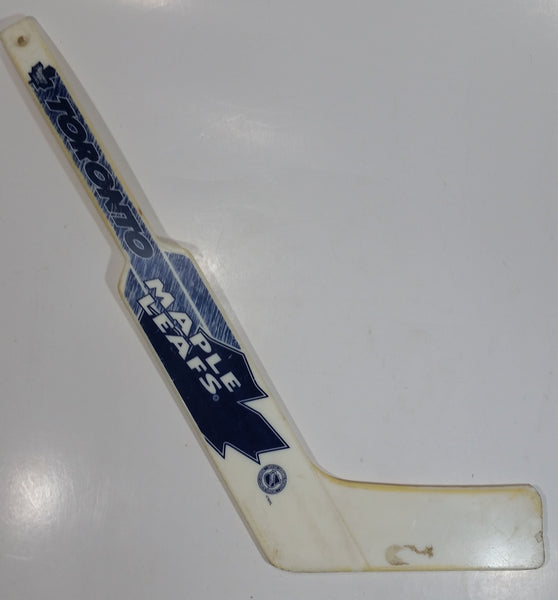 "Toronto Maple Leafs NHL Ice Hockey Team Miniature Mini 20"" Long Goalie Hockey Stick"