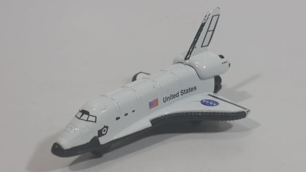 Unknown Brand NASA United States Space Shuttle Die Cast Toy Space Aircraft Vehicle