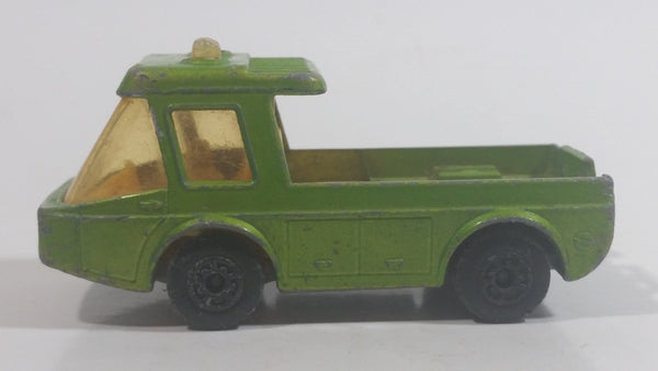 Vintage 1972 Lesney Products Matchbox Superfast Toe Joe Green No. 14 Die Cast Toy Car Vehicle