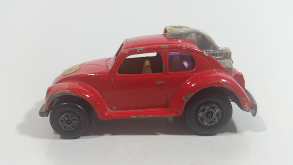 Vintage 1971 Lesney Products Matchbox Superfast Volks-Dragon Red No. 32 Die Cast Toy Car Vehicle