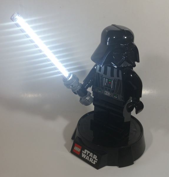 "Lego Star Wars Darth Vader Light Lamp 9"" Tall"