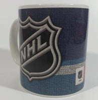 Woolie Winnipeg Jets NHL Ice Hockey Team White Ceramic Coffee Mug Cup Sports Collectible