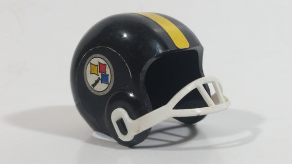 Vintage OPI Pittsburgh Steelers NFL Team Gumball Miniature Mini Football Helmet