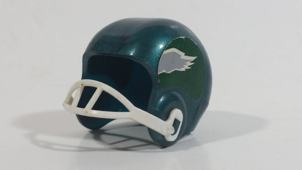 Vintage OPI Philadelphia Eagles NFL Team Gumball Miniature Mini Football Helmet