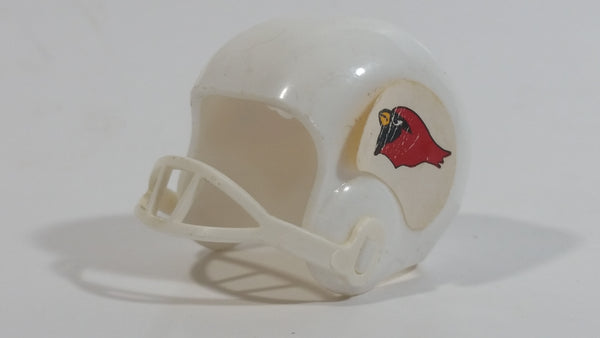 Vintage OPI Arizona Cardinals NFL Team Gumball Miniature Mini Football Helmet