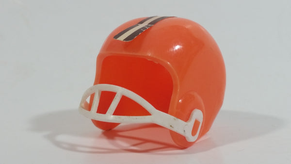 Vintage OPI Cleveland Browns NFL Team Gumball Miniature Mini Football Helmet