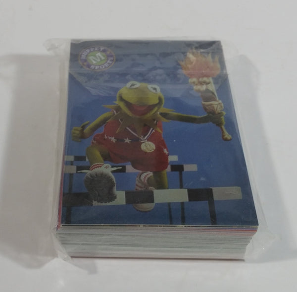 1993 Jim Henson's The Muppets Trading Cards Full Set of 60 + T1 & T3 Card (62 Total)