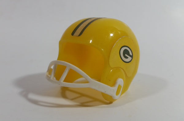 Vintage OPI Green Bay Packers NFL Team Gumball Miniature Mini Football Helmet