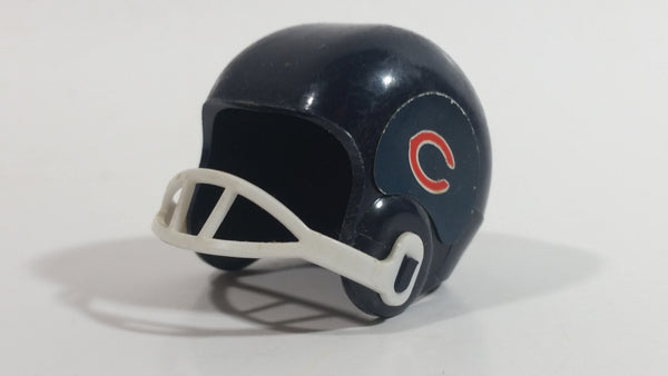 Vintage OPI Chicago Bears NFL Team Gumball Miniature Mini Football Helmet