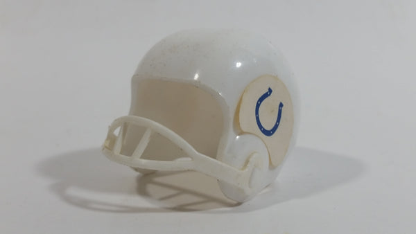 Vintage OPI Indianapolis Colts NFL Team Gumball Miniature Mini Football Helmet