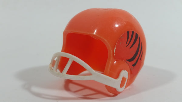 Vintage OPI Cincinnati Bengals NFL Team Gumball Miniature Mini Football Helmet