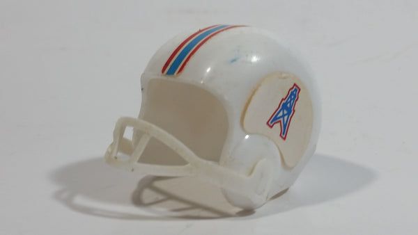 Vintage OPI Houston Oilers NFL Team Gumball Miniature Mini Football Helmet