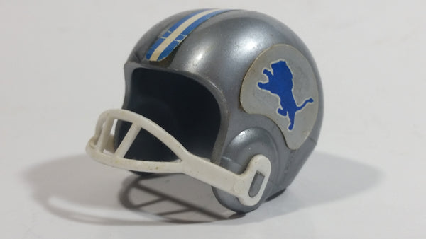 Vintage OPI Detroit Lions NFL Team Gumball Miniature Mini Football Helmet