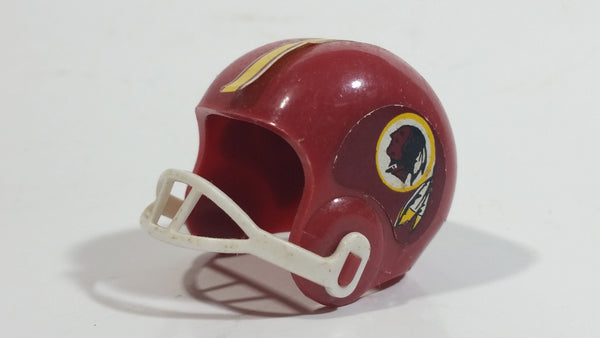 Vintage OPI Washington Redskins NFL Team Gumball Miniature Mini Football Helmet