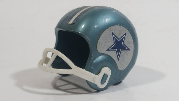 Vintage OPI Dallas Cowboys NFL Team Gumball Miniature Mini Football Helmet