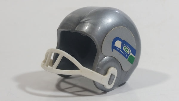 Vintage OPI Seattle Seahawks NFL Team Gumball Miniature Mini Football Helmet