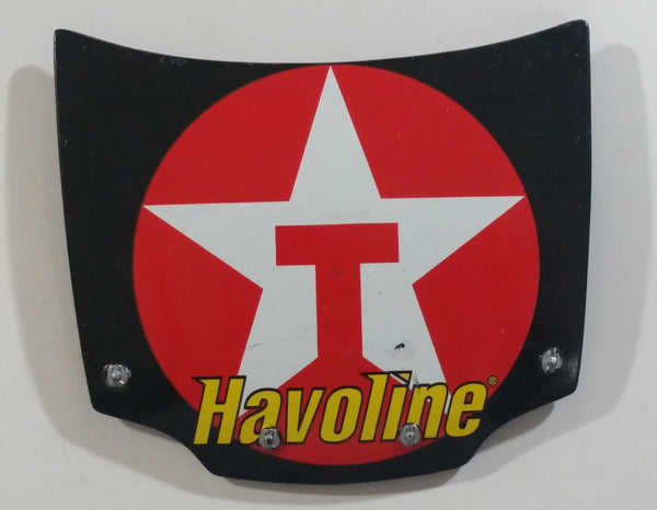 Action Racing NASCAR Texaco Havoline 1/24 Scale Hood Magnet Racing Collectible