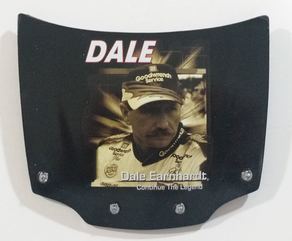 Action Racing NASCAR Dale Earnhardt Continue The Legend 1/24 Scale Hood Magnet Racing Collectible