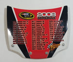 Action Racing Winner's Circle NASCAR Sprint Cup Series 2008 Schedule 1/24 Scale Hood Magnet Racing Collectible