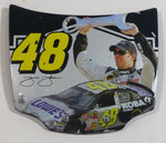 Action Racing NASCAR #48 Jimmie Johnson Lowe's 1/24 Scale Hood Magnet Racing Collectible