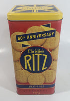 1995 Christie's Limited Edition Ritz Crackers Tin - Nabisco Brands