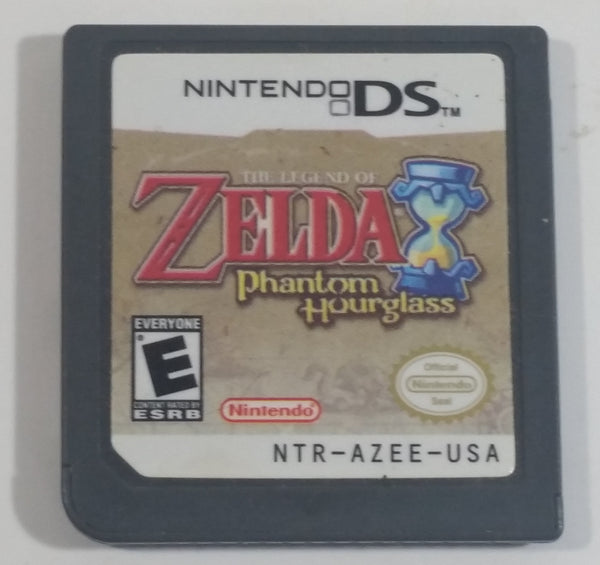 Nintendo DS Zelda Phantom Hour Glass Console Video Game Cartridge - No Case Just Game