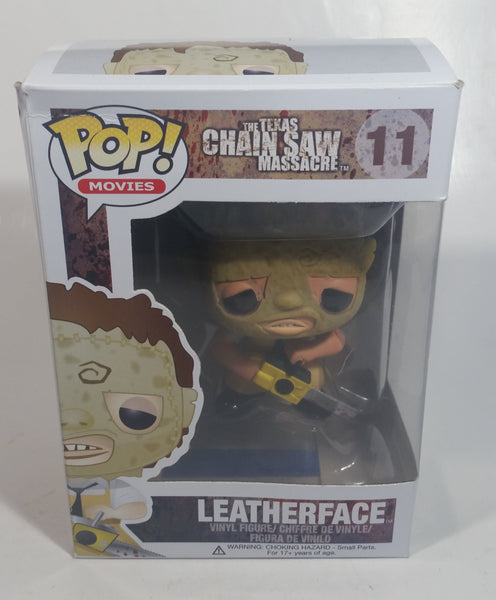 2017 Funko Pop! Movies The Texas Chainsaw Massacre #11 Leatherface Toy Collectible Vinyl Figure in Box