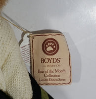 Collectible Boyd's Bear of the Month 2008 Collection Limited Edition with Tags