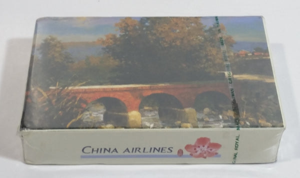 China Airlines Playing Cards Pack Sealed Never Opened