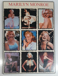 "Marilyn Monroe in Photo Shoot Poses 11 3/4"" x 16 1/2"" Wooden Wall Plaque"