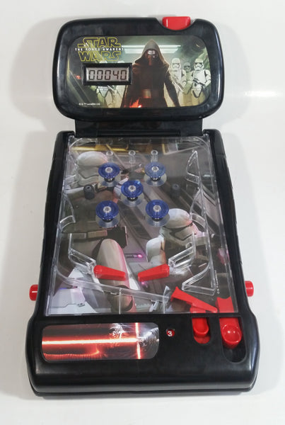 2009 Stars Wars The Force Awakens Electronic Tabletop Pinball Machine Movie Film Collectible