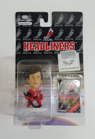 1996 Corinthian Headliners Signature Edition NHL NHLPA Ice Hockey Player Goalie John Vanbiesbrouck Figure New in Package