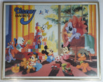 "The Walt Disney Company O.S.P. #88024 Disney Babies Cartoon Characters 16"" x 20"" Metal Framed Art Print Poster"